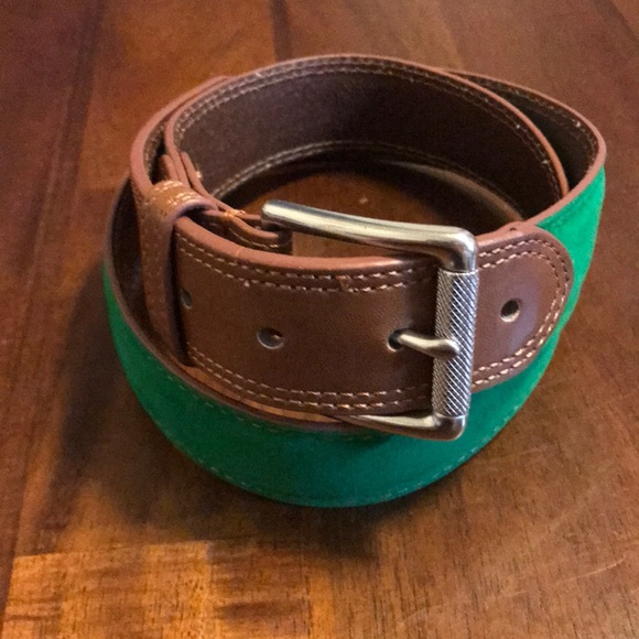 "Brooks Brothers Other - Brooks Brothers ""346"" Leather Belt"